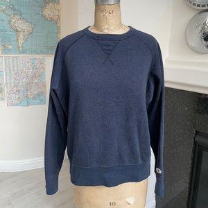 Champion crewneck sweatshirt blue medium